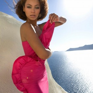 Beyoncé photoshoot House of Deréon shoots Spring 2010 6
