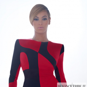 Beyonc House of Deron Winter 2012 collection AD