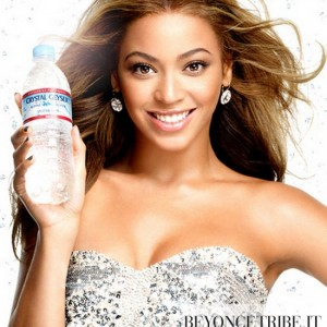 Beyonc photoshoot by Shimomura Kazuyoshi for Crystal Geyser Water Japan - 2009-4