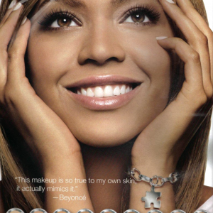 Beyoncé advertisement L'Oreal True Match - 2009