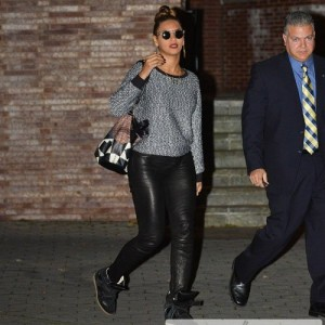 Beyonc and Jay-Z out at Gigino Ristorante in NY on Battery Park 200 Oct 2012