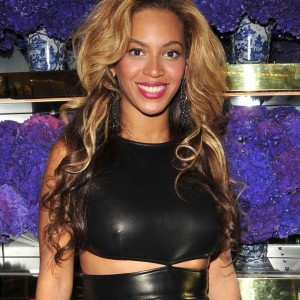 Beyonc at Tory Burch Madison Avenue Flagship Store Opening 13 sept 2011