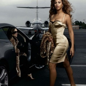 Beyoncé Advertisements for American Express 2007-2