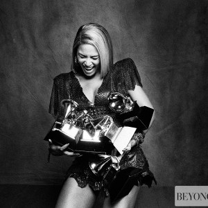 Beyoncé Grammy Awards Portraits by Danny Clinch 2010-2