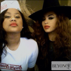 Beyoncé Halloween Party 31 Oct2007Indonesia-