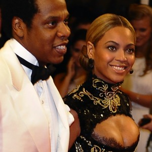 Beyonc &amp; Jay-Z arrival at MET Gala - may 2011