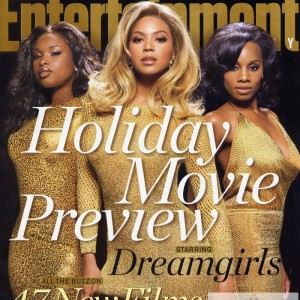 Beyonc cover &amp; scans of Entertainment Weekly Magazine 17 Nov 2006 issue 1