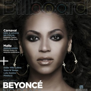 Beyoncé on the cover Billboard Brasil Feb 2010