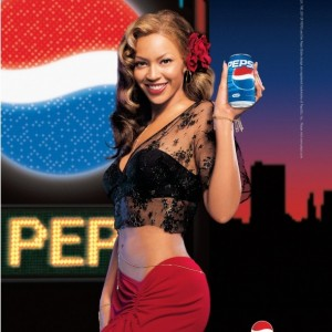 Beyoncé Advertisements for Pepsi
