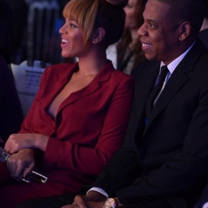 Beyoncé & Jay-Z attend the Sports Illustrated Sportsman of the Year award at Espace - NY 5 Dec 2012 -14