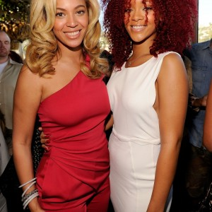Beyoncé & Rihanna at Gucci and Roc Nation Pre-Grammy Brunch 12 feb 2011-2