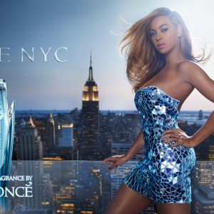 Beyoncé promo pic for Pulse NYC new parfum & new bootle - jan 2013