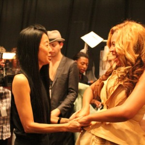 Beyonc &amp; Solange at Vera Wang Spring 2012 fashion show on Mercedes-Benz Fashion Week ny 13 sept 2011-37