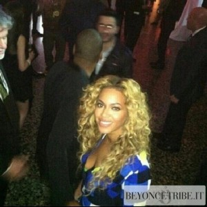 Beyoncé & Jay-Z all'after party di NBA All Star 2013-4