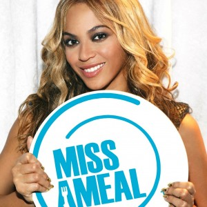 Beyoncé,Tina,Solange,Kelly & Michelle for Miss a Meal Charity Campaign april 2013-HQ