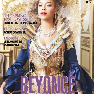 Beyoncé article scans Night and Day N°17 april 2013-1