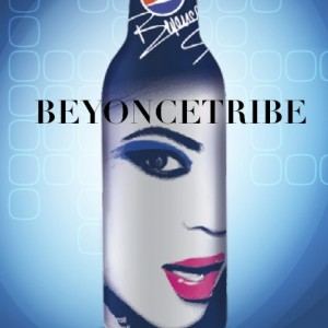 Exclusive fusion bottle by Pepsi limited edition with Beyoncé - 2013-2