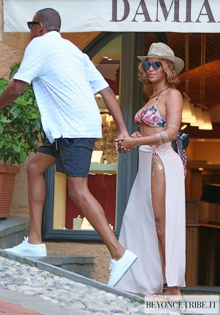 Did Beyonce and JAY-Z Share New Snaps of