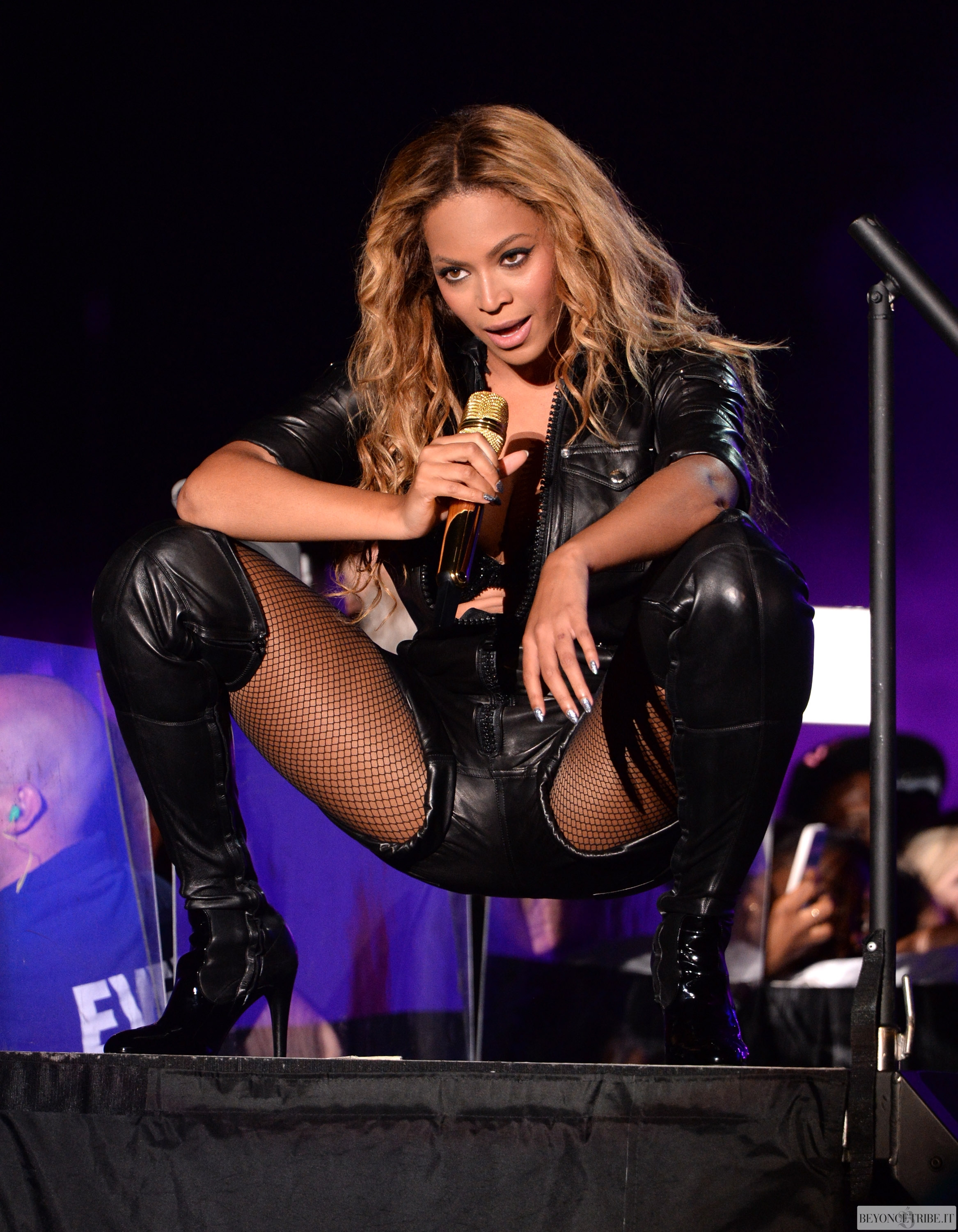 Jay Z And Beyonce Tour Pics