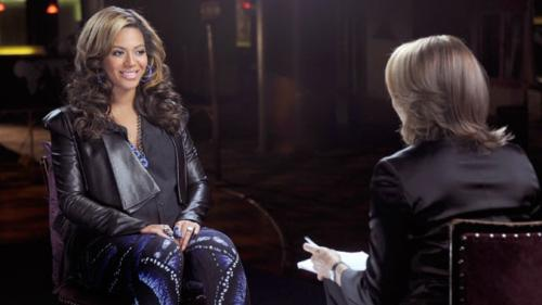 Katie Couric parla della intervista a Beyoncé su Good Morning America ...