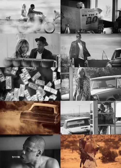 01Beyoncé & Jay Z On The Run Tour Book Shoot HQ untagged 2014