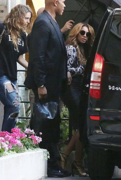 beyonce paris 16 sept