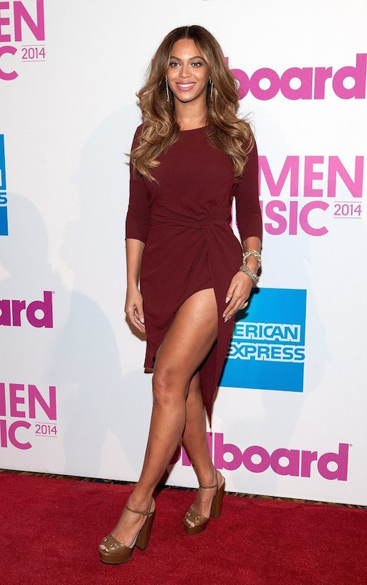 01Beyoncé at Billboard Women In Music Luncheon on Cipriani Wall Street - New York 12 dec 2014