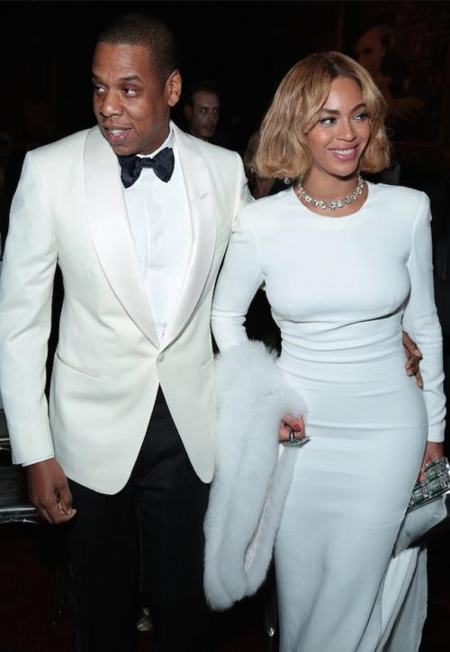 beyonce jay z after party vanity fair oscar 2015