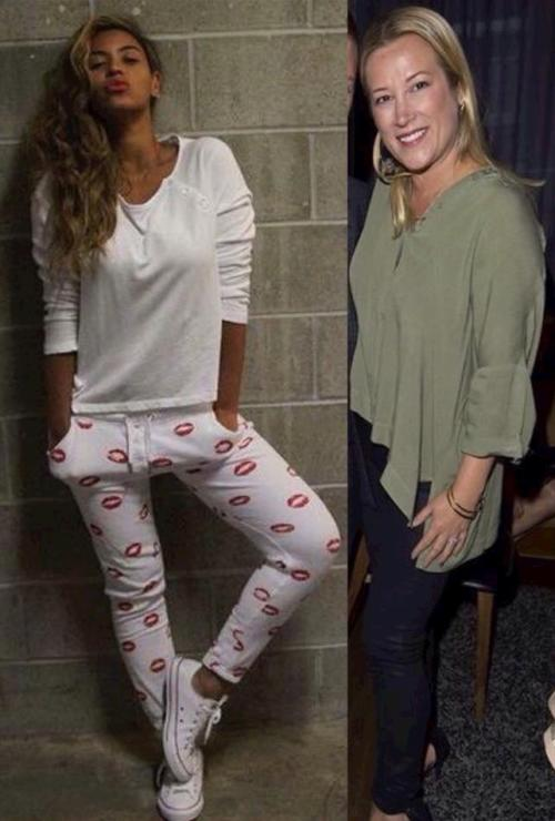 beyonce - Amie Witton-Wallace-Parkwood Topshop Athletic Ltd