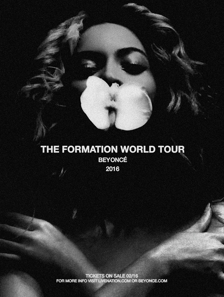 FORMATION promo tour